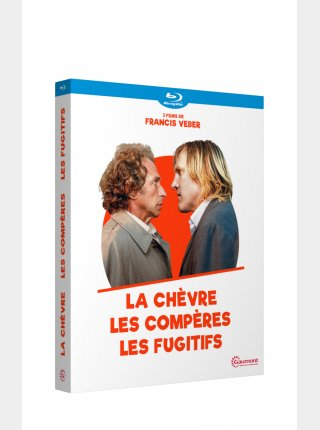 Coffret Francis Veber / Pierre Richard (3 Blu-ray)