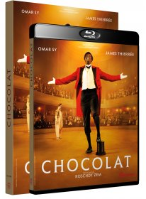 CHOCOLAT - Jaquette 3D DVD & Blu-ray