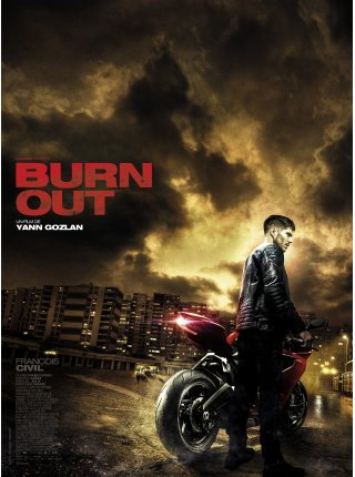 BURN OUT - Affiche 120x160