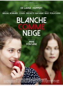 BLANCHE COMME NEIGE - Affiche