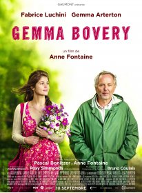 GEMMA BOVERY - french poster