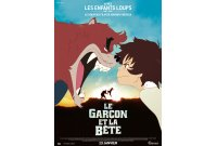 ©2015 The Boy and The Beast Film Partners - Le garçon et la bête - Affiche 120x160