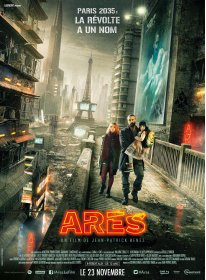 ARES - Affiche 120x160