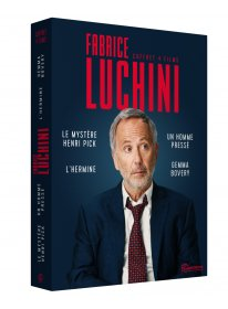Coffret Fabrice Luchini