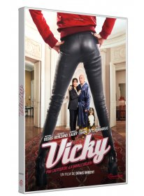 VICKY - Jaquette 3D DVD