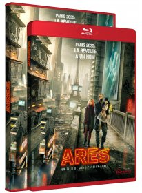 ARES - Jaquette 3D DVD & Blu-ray